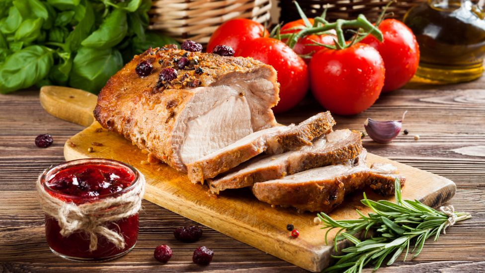 Pork meat is tasty, healthy and light