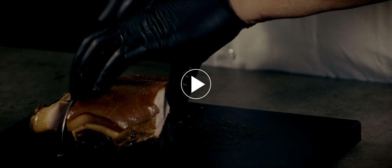 Embedded thumbnail for Oriental style pancetta brochette