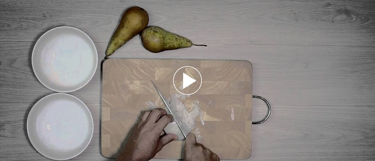 Embedded thumbnail for Pork chops in pear sauce